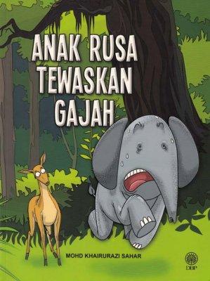 Anak Rusa Tewaskan Gajah