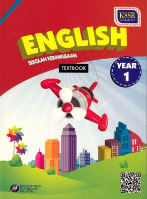 English Year 1 SK (Text Book)