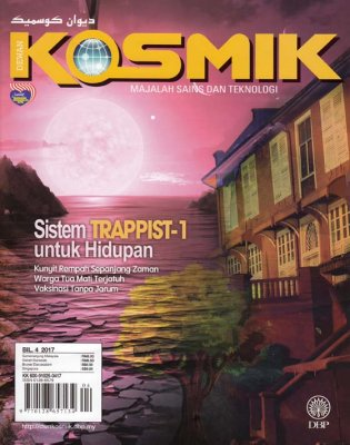 Dewan Kosmik April 2017