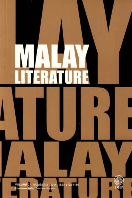 Malay Literature Volume 27 Number 2 2014