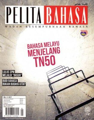 Pelita Bahasa September 2017