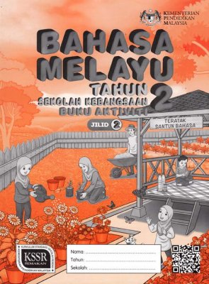 Bahasa Melayu Tahun 2 SK Jilid 2 (BA)