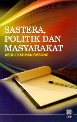 Sastera, Politik dan Masyarakat