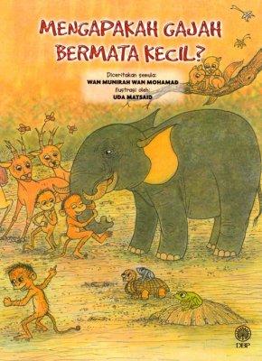 Mengapakah Gajah Bermata Kecil?