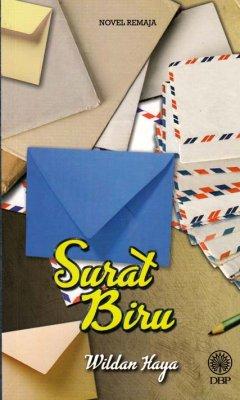 Novel Remaja: Surat Biru