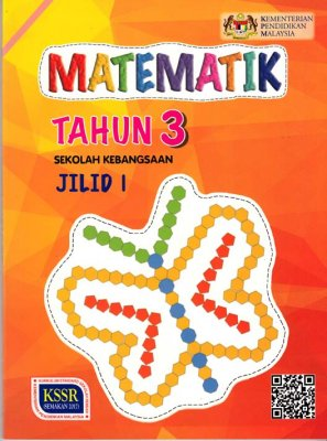 Matematik Tahun 3 Jilid 1 SK (BT)