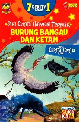 Burung Bangau dan Ketam Serta Cerita-cerita Lain