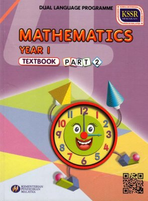Mathematics Year 1 Part 2 (Textbook)