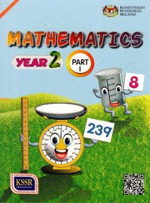 Mathematics Year 2 Part 1 (Textbook)