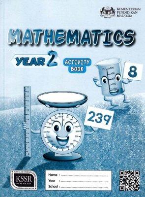 Mathematics Year 2 (Activity book)