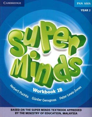 Super Minds Workbook 1B (YEAR 2)