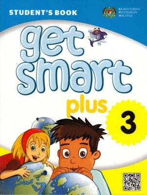 Get SMART Plus 3 Students Book +CD (MOE Version)