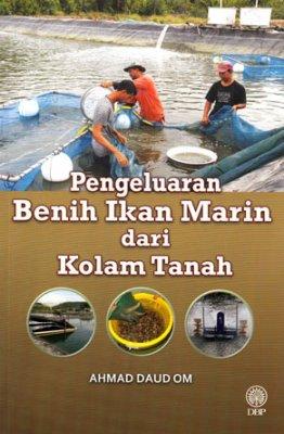 Pengeluaran Benih Ikan Marin dari Kolam Tanah