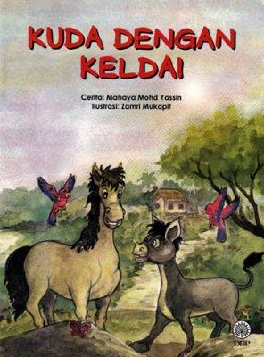 Kuda dengan Keldai