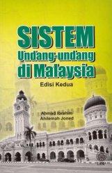Sistem Undang-undang di Malaysia Edisi Kedua