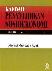 Kaedah Penyelidikan Sosioekonomi Edisi Ketiga
