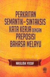 Perkaitan Semantik-Sintaksis Kata Kerja dengan Preposisi Bahasa Melayu