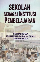 Sekolah Sebagai Institusi Pembelajaran