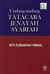 Undang-undang Tatacara Jenayah Syariah