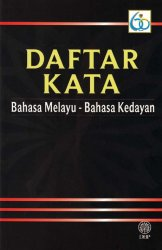 Daftar Kata Bahasa Melayu - Bahasa Kedayan