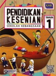 Pendidikan Kesenian Tahun 1 SK (Buku Teks)