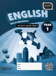 English Year 1 Part 2 SK(Activity Book)