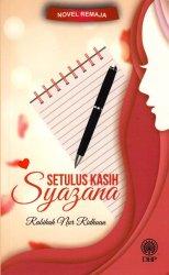 Novel Remaja: Setulus Kasih Syazana