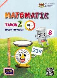 Matematik Tahun 2 SK Jilid 2 (BT)