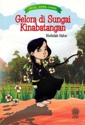 Novel Kanak-kanak: Gelora di Sungai Kinabatangan