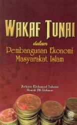 Wakaf Tunai dalam Pembangunan Ekonomi Masyarakat Islam