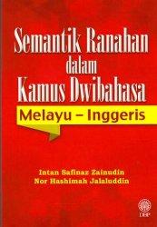 Semantik Ranahan dalam Kamus Dwibahasa Melayu-Inggeris