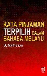 Kata Pinjaman Terpilih dalam Bahasa Melayu