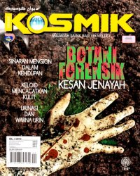Dewan Kosmik April 2018