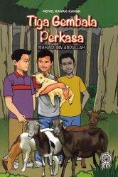 Novel Kanak-kanak: Tiga Gembala Perkasa