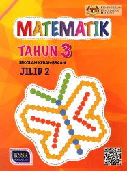 Matematik Tahun 3 Jilid 2 SK (BT)