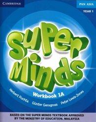 Super Minds Workbook 1A (YEAR 1)