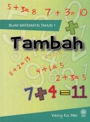 Bijak Matematik Tahun 1: Tambah