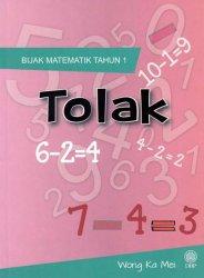 Bijak Matematik Tahun 1: Tolak