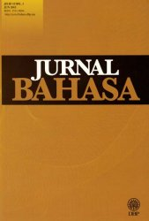 Jurnal Bahasa Jilid 15 Bil. 1 Jun 2015