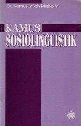 Kamus Sosiolinguistik