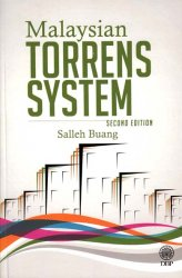 Malaysian Torrens System Second Edition