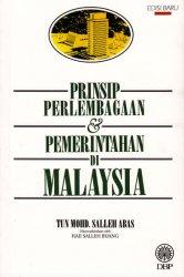 Prinsip Perlembagaan  dan Pemerintahan di Malaysia Edisi Baharu