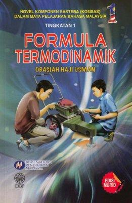 Formula Termodinamik Tingkatan 1