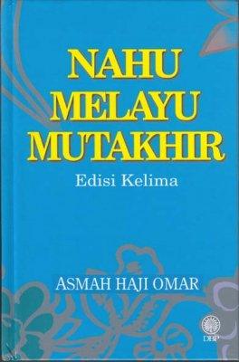 Nahu Melayu Mutakhir