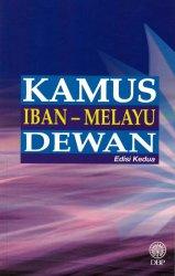 Kamus Iban-Melayu Dewan Edisi Kedua