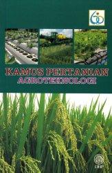 Kamus Pertanian Agroteknologi