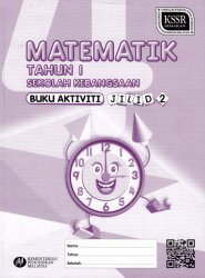 Matematik Tahun 1 Jilid 2 SK (Buku Aktiviti)