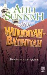 Ahli Sunnah dan Wujudiyah-Batiniyah