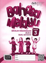 Bahasa Melayu Tahun 3 SK Jilid 2 (BA)