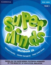 Super Minds Workbook 1A (YEAR 1)